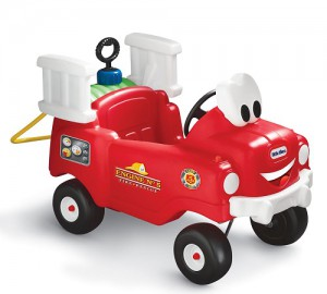 Little Tikes Spray N Rescue Fire Truck - 616129