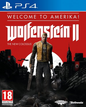 PS4 Wolfenstein 2 (Pal)
