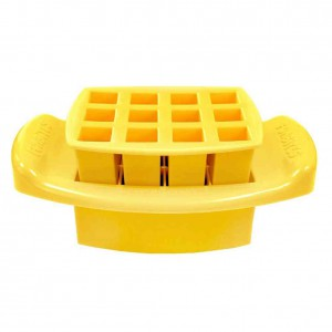 FunBites Yellow Sandwhich/Food Cutter Square Shaped - FB-1002