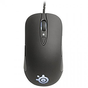 Steelseries Sensei Laser Gaming Mouse Raw - Rubberized Black