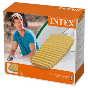 Intex Inflatable portable camping airbed - 68708