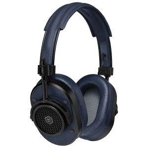 Master & Dynamic Over-Ear Headphones with Mic MH40B4 - Black/Navy
