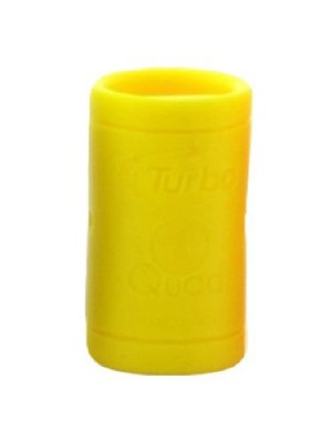 Turbo Grips Quad Fingertip Grip (Bag of 10) - Color: Yellow Size - 21/32 - 123458622