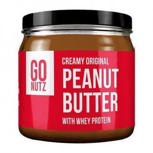 Go Nutz - Creamy Original Peanut Butter With Whey Protein 250g