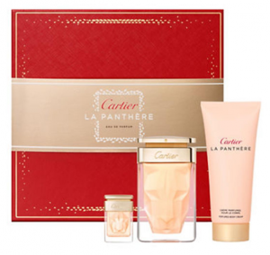 Cartier La Panthere Edp Set 100ml+B/C 100ml+mini 6ml