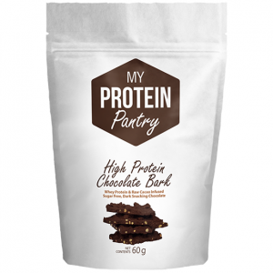 My Protein Pantry - High Protein Chocolate Bark 60g