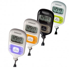 Omron, Step Counter Walking Style-III - Pocket Pedomter