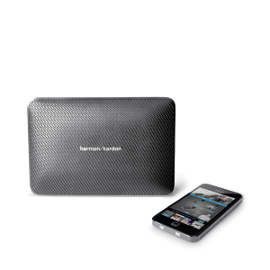 Harman Kardon Premium Portable Bluetooth Speaker w/ Quad Mic Conferencing System ESQUIRE2