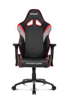 Akracing Overture Gaming Chair – Red (AK-OVERTURE-RD)