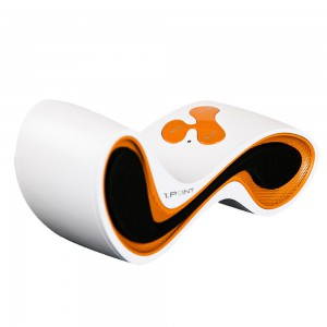 Note Original HIFI Boombox Portable Bluetooth Speaker-Orange