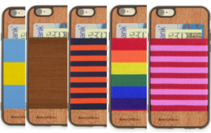 Jimmycase Iphone 6/6s Wallet Case With Card Holder