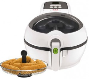 Tefal Actifry Fryer Express, 1Kg, White+Snack (Fz751028)