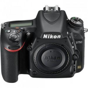 NIKON CAMERA D-750 ONLY BODY+BENRO NYLON CAMERA BAG SAIRA 20 BLACK+VISIBLE DUST SD 800 PRO KIT - 6 GOLDEN BOXES