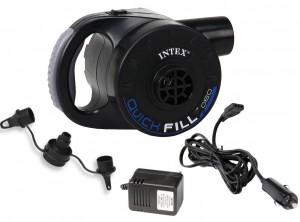 Intex 220-240 Volt Quick-fill Rechargeable Pump - 66622