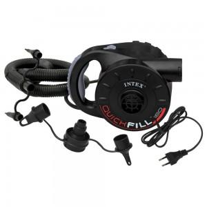 Intex 220-240 Volt Quick-fill Ac Electric Pump - 66624