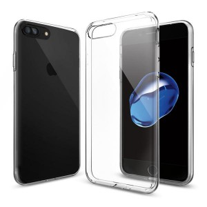 Spigen Liquid Crystal Case for iPhone 7 Plus Clear