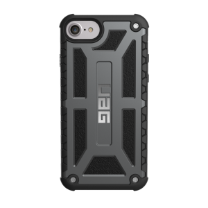 UAG iPhone 7 [4.7-inch screen] Monarch Feather-Light Rugged [GRAPHITE] Military Drop Tested iPhone Case
