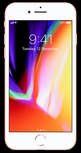 Apple IPhone 8 - 64GB, 4G LTE - Gold