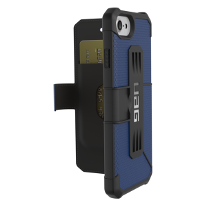 UAG  Metropolis Case for IPhone 7 and 6S(4.7 Screen)- Cobalt/Black