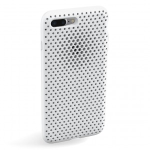And Mesh Case For Iphone 7 Plus White - AMMSC710-WHT