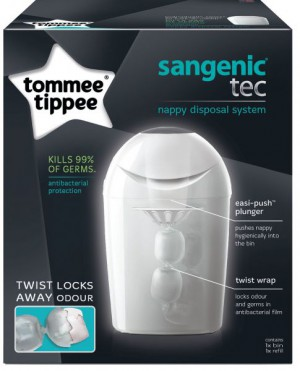 Tommee Tippee Sangenic Tec Nappy Disposal System