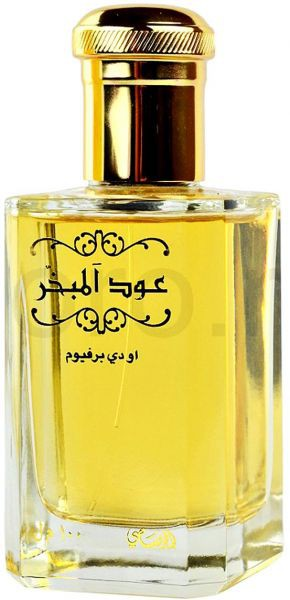 Rumz Al Rasasi Oud Al Mubakhar Eau de Parfum for Unisex