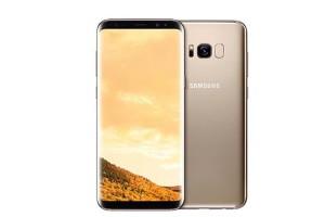"""Samsung Galaxy S8 5.8"""" 4GB, 64GB, 4G, 12MP/8MP - Gold"""