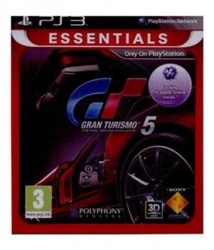 PS3 Gran Turismo 5 (Pal)