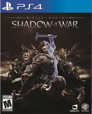 PS 4 Shadow Of War (US)