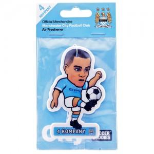 Manchester City F.C. Air Freshener Kompany