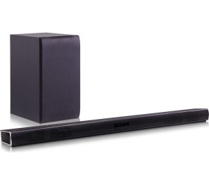 LG SH4 2.1 Channel 300W Sound Bar with Wireless Subwoofer