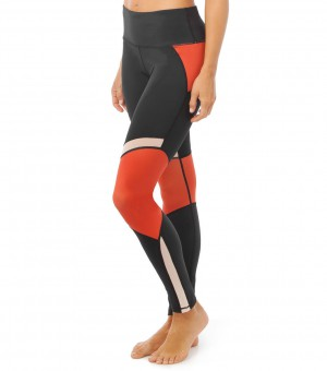 Lurv OrangeLegging Small