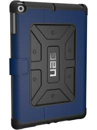 Urban Armor Gear Metropolis Flip Cover For iPad 9.7 - Cobalt Blue