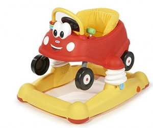 Little Tikes Cozy Coupe 3-in-1 Mobile Entertainer - 992261