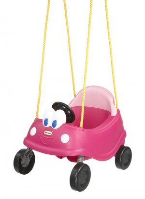 Little Tikes Princess Cozy Coupe First Swing - 635243