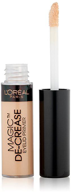 L'oréal Paris Magic De-crease Eyelid Primer, 0.19 Fl. oz.