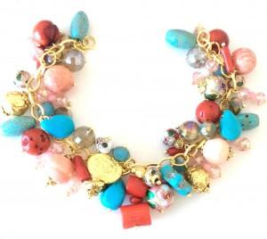 Charm Bracelet - exotic-30/2 by VIDA VIDA 8wCFFzzVx3