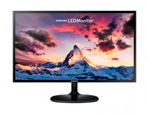 "Samsung 27"" Monitor - LS27F350FHMXUE"