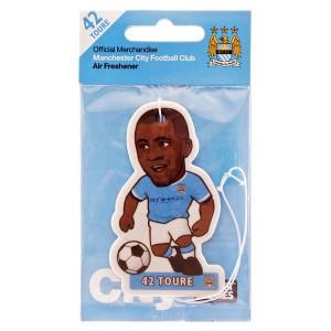 Manchester City F.C. Air Freshener Toure yaya