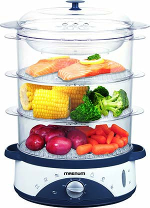 Magnum Food Steamer MG1350