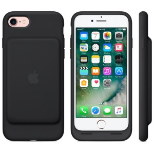 Apple iPhone 7 Smart Battery Case - Black (Deal)