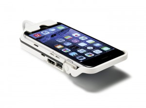 Aiptek Dlp Pico Projector for iPhone 6 & 6S I60