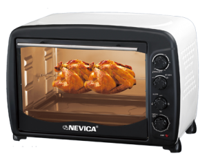 Nevica Electric Oven with Rotisserie 53 ltr NV-893