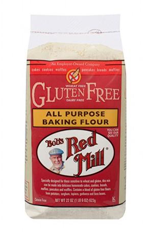 Bob's Red Mill Gluten Free All Purpose Baking Flour, 22-ounce