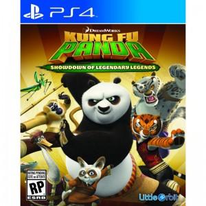 PS4 Kung Fu Panda: Showdown of Legendary Legends - R2