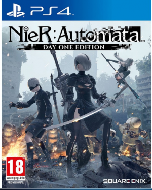 PS4 Nier Automata Day One Edition - R2