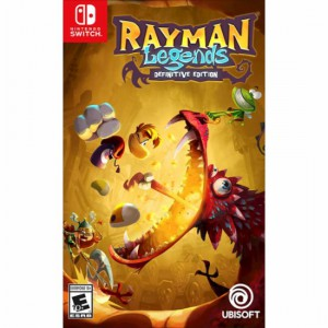Nintendo Switch Rayman Legends Definitive Edition (Pal)