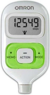 Omron, Step Counter Walking Style-III - Pocket Pedomter (HJ-203-EG)