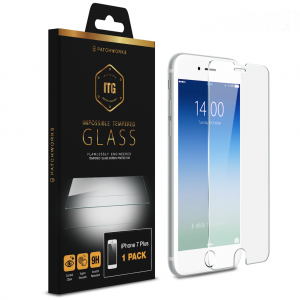 Patchworks ITG Glass+  Screen Protector for iPhone 7 Plus