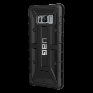 UAG Galaxy S8 Pathfinder Case-Black/Black-Visual Packaging